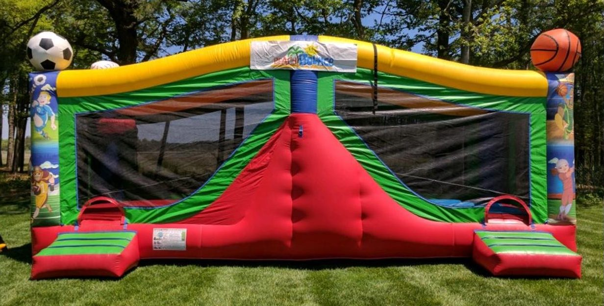 bounce house rentals OCMD